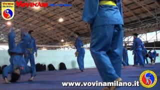 Phu Tho Vietnam  city photos : Vovinam Training in Vietnam - Phú Thọ Stadium