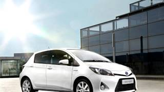 2013 Toyota Yaris Hybrid Review - Redesign Exterior And Interior