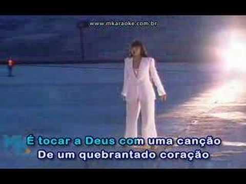 Fernanda Brum - Quebrantado Cora��o - Karaok�