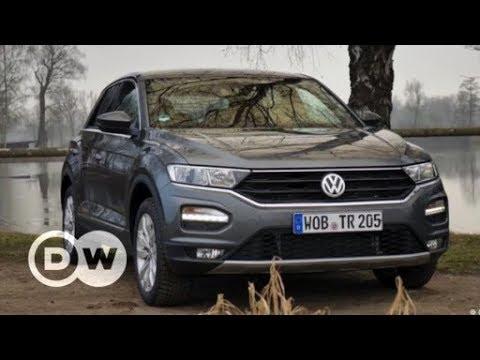 VW T-Roc - Geländetauglich mit sportlichen Proporti ...