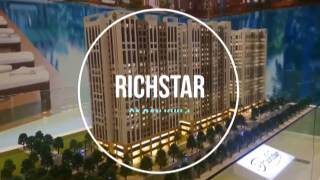 Vnsland Sa bàn Richstar Tân Phú, Khu 1 và 2