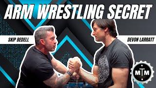 Video What's The Secret To Arm Wrestling? Devon Larratt with Skip Bedell #armwrestling #devonlaratt MP3, 3GP, MP4, WEBM, AVI, FLV Juni 2019