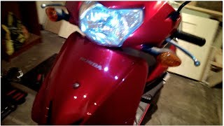 7. Honda Elite 2010 NHX110 Battery Removal Voltage Testing Recharge and Installation