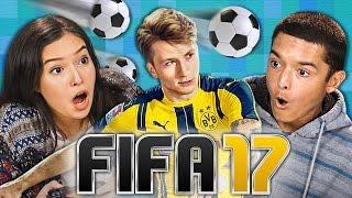 Video FIFA '17 GAMING TOURNOI (React: Jeux) MP3, 3GP, MP4, WEBM, AVI, FLV Desember 2017