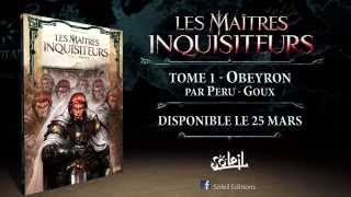Les Maitres Inquisiteurs - (bande annonce) - Bande annonce - MAITRES INQUISITEURS (LES)
