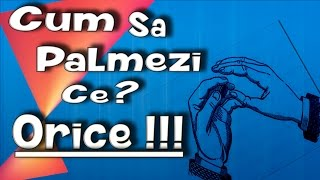 Cum Sa Palmezi...Orice...Totul Explicat Pas Cu Pas... Ora de Magie - locul nr 1 in Romania pentru trucuri, iluzii, scamatorii, escrocherii si multe altele  Episodul Anterior https://www.youtube.com/watch?v=IpWSXPfADwg  Pagina OdM Facebook https://www.facebook.com/Orademagie Pagina Personala http://www.facebook.com/barbualexandru Episoade noi in fiecare zi de vineri / sambata https://www.youtube.com/OraDeMagie (Subscribe) Abonati-va la Ora de Magie pentru a vedea cele mai incredibile trucuri  http://www.youtube.com/subscription_center?add_user=OraDeMagie