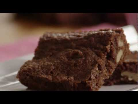 How to Make Quick and Easy Brownies | Brownie Recipe | Allrecipes.com