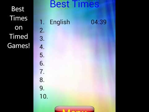 Video of Word Search Fun Deluxe