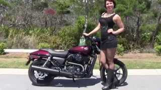 8. New 2015 Harley Davidson Street 500 Motorcycles for sale