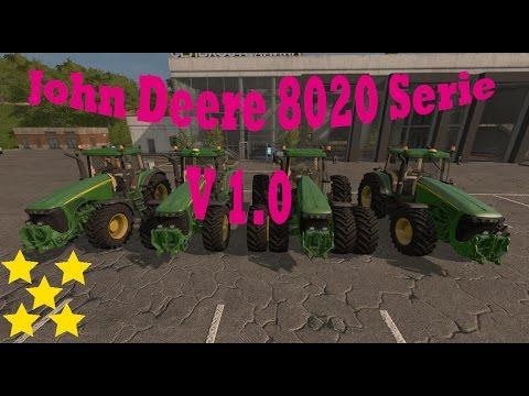 John Deere 8020 Series v1.0