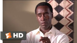 Hotel Rwanda - There Will Be No Rescue: Paul (Don Cheadle) delivers devastating news to the people at the hotel and gives them advice on how they can all fight the Hutu together.BUY THE MOVIE: https://www.fandangonow.com/details/movie/hotel-rwanda-2004/MMVCCEAA982EDD62CB9AC50E03E1E5168882?cmp=Movieclips_YT_DescriptionWatch the best Hotel Rwanda scenes & clips:https://www.youtube.com/playlist?list=PLZbXA4lyCtqoSH8_ahmsrKsN5JZZzG1hGFILM DESCRIPTION:Paul Rusesabagina (Don Cheadle), a Hutu, manages the Hôtel des Mille Collines and lives a happy life with his Tutsi wife (Sophie Okonedo) and their three children. But when Hutu military forces initiate a campaign of ethnic cleansing against the Tutsi minority, Paul is compelled to allow refugees to take shelter in his hotel. As the U.N. pulls out, Paul must struggle alone to protect the Tutsi refugees in the face of the escalating violence later known as the Rwandan genocide.CREDITS:TM & © MGM (2004)Cast: Desmond Dube, Don CheadleDirector: Terry GeorgeWHO ARE WE?The MOVIECLIPS channel is the largest collection of licensed movie clips on the web. Here you will find unforgettable moments, scenes and lines from all your favorite films. Made by movie fans, for movie fans.SUBSCRIBE TO OUR MOVIE CHANNELS:MOVIECLIPS: http://bit.ly/1u2yaWdComingSoon: http://bit.ly/1DVpgtRIndie & Film Festivals: http://bit.ly/1wbkfYgHero Central: http://bit.ly/1AMUZwvExtras: http://bit.ly/1u431frClassic Trailers: http://bit.ly/1u43jDePop-Up Trailers: http://bit.ly/1z7EtZRMovie News: http://bit.ly/1C3Ncd2Movie Games: http://bit.ly/1ygDV13Fandango: http://bit.ly/1Bl79yeFandango FrontRunners: http://bit.ly/1CggQfCHIT US UP:Facebook: http://on.fb.me/1y8M8axTwitter: http://bit.ly/1ghOWmtPinterest: http://bit.ly/14wL9DeTumblr: http://bit.ly/1vUwhH7