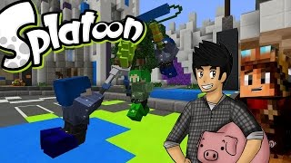 Video SPLATOON SUR MINECRAFT ! | Splatoon | Minecraft MP3, 3GP, MP4, WEBM, AVI, FLV Juni 2017