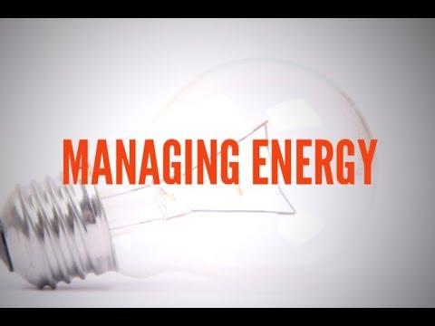 Managing Energy