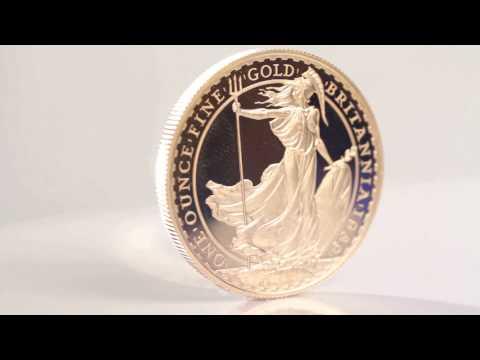 UK Gold Britannia Coins