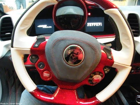 Ferrari 458 Italia Nimrod Katyusha