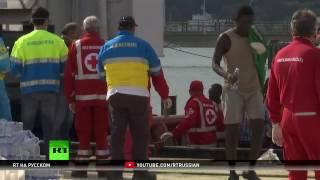 «Возвращайтесь в свой халифат»: жители итальянского города протестуют против беженцев