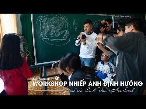 Nhiếp ảnh học đường -  trường Hoàng Văn Thụ Nha Trang - Thời lượng: 7 phút, 8 giây.