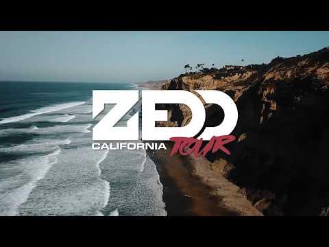 Zedd - California Tour Announcement - Thời lượng: 30 giây.