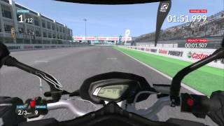 9. Ride Gameplay PS3 #5 : MV AGUSTA BRUTALE 675 2014