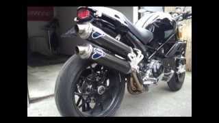 8. Ducati Monster S4RS Testastretta 2008/998 Termignoni-Sound!!
