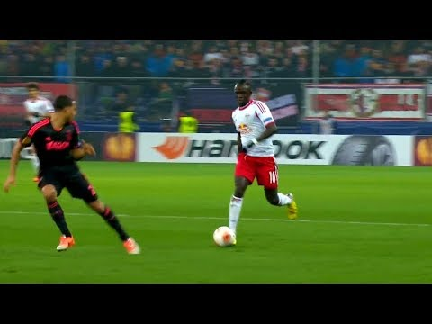 How Good was Young Sadio Mané for Red Bull Salzburg?
