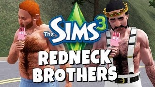 Sims 3 - Redneck Brothers