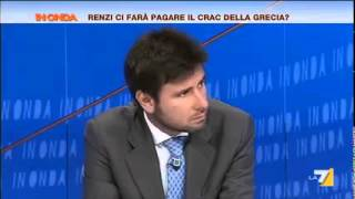 Alessandro Di Battista (M5S): In Onda