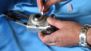Video Fixing Lens Problems on a Digital Camera (lens error, lens stuck, lens jammed, dropped) MP3, 3GP, MP4, WEBM, AVI, FLV November 2018