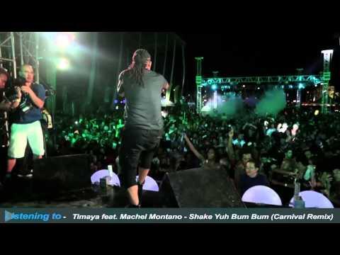 Tribe Ice 2014 Pt 1 – Machel Montano LIVE   Shake Yuh Bum Bum Remix   Possessed feat. Kerwin DuBois