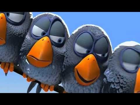 Pixar 2000   For The Birds (видео)