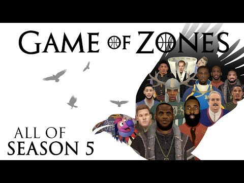 Game Of Zones - All Of Game Of Zones Season 5 (Episodes 1-8)