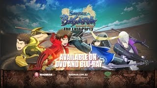 Nonton Sengoku Basara   The Movie  The Last Party  Official Trailer  Available Now Film Subtitle Indonesia Streaming Movie Download
