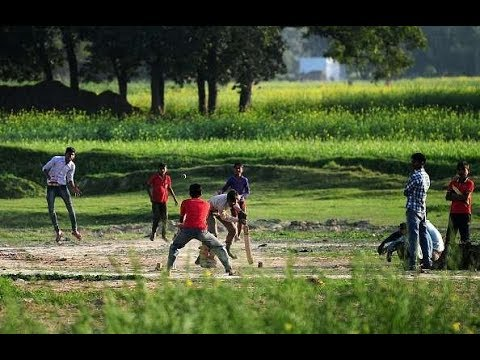 Desi Village Cricket | Vaire Vines | Desi Crew