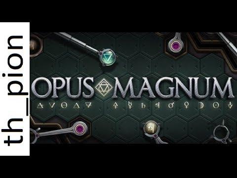 Opus Magnum - Pion's Primal Perception