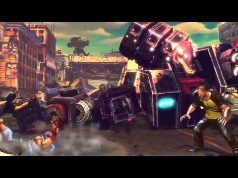 Street Fighter x Tekken Personnages Exclusifs PS3 PSVita