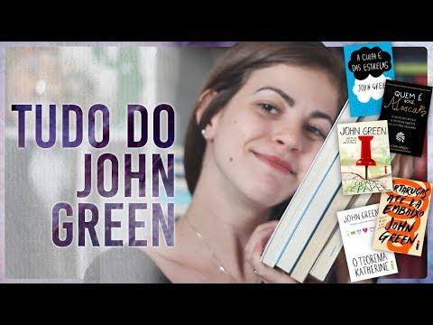 TODOS OS LIVROS QUE LI DO JOHN GREEN