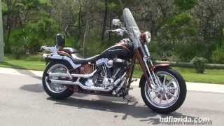 8. Used 2008 Harley Davidson  CVO Softail Springer Motorcycles for sale