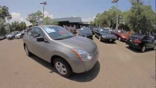 Autoline's 2009 Nissan Rogue S Walk Around Review Test Drive