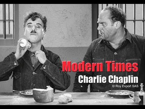 "Download Charlie Chaplin - Smuggled ""Nose Powder"" - Modern Times"