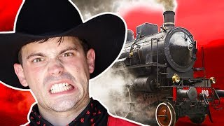 SUBSCRIBE ►► http://smo.sh/SubscribeSmoshGamesSUMMER GAMES BULL RIDING ►► http://smo.sh/SSG-BullRidingYEE-HAW we're a couple of bandits on a train, looting treasure! This is Colt Express!Board AF - the table top game show! We'll be playing all kinds of board & card games - so let us know what you want to see!CASTJoshua Ovenshire @TheJovenshireWes Johnson @Wes_IRLEricka Bozeman @bigbossboze Damien Haas @DamienHaasShayne ToppIan HecoxCREWDirected by: Matt RaubProduced by Alex Hluch & Matt RaubSmosh Co-Founded by Ian Hecox & Anthony PadillaSmosh Games Creative Director: Matt RaubSenior Producer: Alex HluchAssociate Producer: Rebecca DoyleAssociate Producer: Garrett PalmCamera Operator: Darren KhoCamera Operator: John O'ConnorCamera Operator: Dana Fytelson1st Assistant Director: Tanner Risner2nd Assistant Director: Kristina NikolicSound: Greg JonesProduction Designer: Mary Rose DIT/Media Management: Tim BakerPost-Production Supervisor: Brett Noborikawa Editor: Spencer AgnewEditor: Luke BakerAssistant Editor: Lee WilsonProduction Assistant: Mark RaubPlay with us!Subscribe: http://smo.sh/SubscribeSmoshGamesStream: http://twitch.tv/SmoshGamesLike us on Facebook: http://facebook.com/SmoshGames Follow us on Twitter: http://twitter.com/SmoshGamesAdd us to your circles on Google+: http://google.com/+SmoshGames