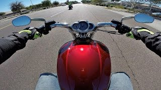 6. 2016 Harley Davidson V-Rod Muscle - Test Ride Review