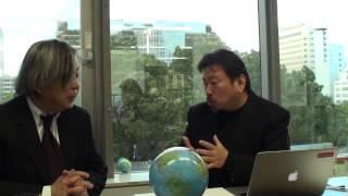 日本のデジタルデザインの功労者・樺島正博プロフィールインタビュー・ペンシル覚田義明