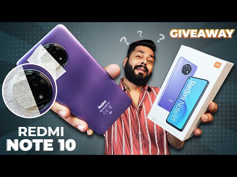 Redmi Note 10...Oops😅 Redmi Note 9T 5G Unboxing And First Impressions | Giveaway ⚡ D800U, 5G & More