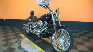 4. 089636 - 2007 Harley Davidson Softail Deuce FXSTD - Used Motorcycle For Sale