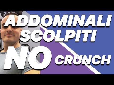 Addominali Scolpiti: perchè non devi fare il crunch