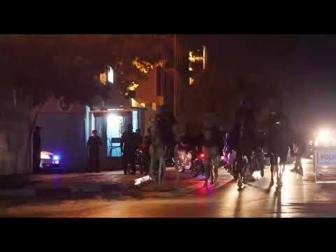 إجراءات شرطة المرور والنجدة في ظل جائحة كورونا