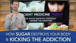 How to kick the sugar addiction - Dr. Axe