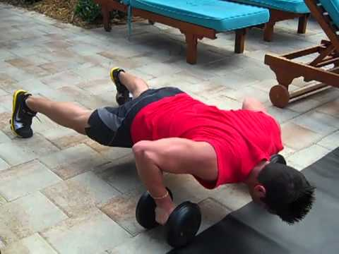 Lean Hybrid Muscle Workout To Build Muscle & Burn Fat At Home (Part 1 of 3)