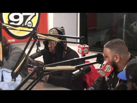 vado - directed by ShonFrames FUNKMASTER FLEX interviews DJ KHALED and VADO.