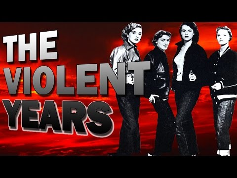 Dark Corners - Ed Wood's The Violent Years: Review